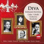 Diva: Soprano Festival (CD, May-2012, EMI Classics)
