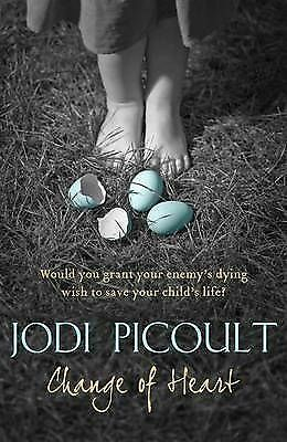 Picoult, Jodi  Change of Heart  Book