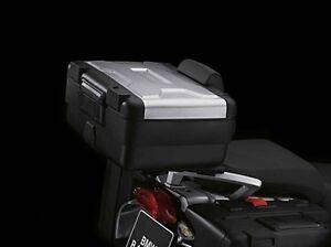 Topcase-Traeger-codierbares-Schloss-BMW-R1200-GS