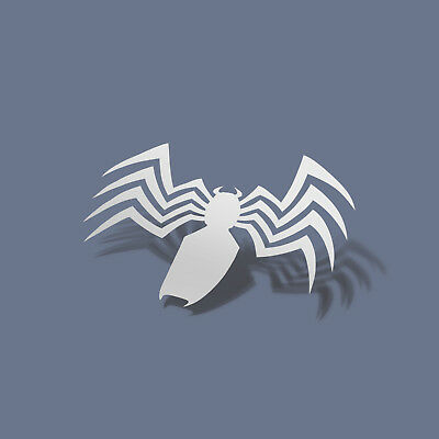 Venom Marvel Decal StickerChoose Color