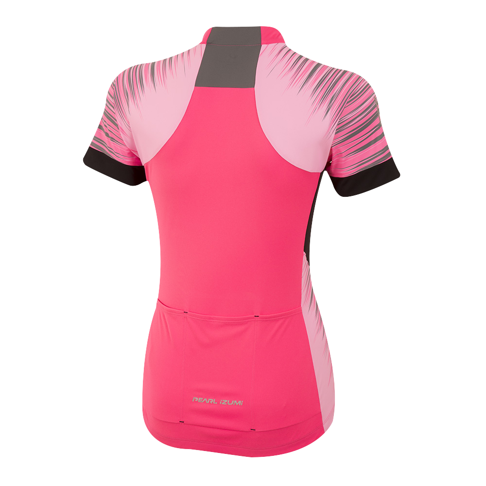 PEARL IZUMI Damen ELITE PURSUIT S/S JERSEY SCREAMING SIZE Rosa SIZE SCREAMING LARGE NEW NWT f3e04b