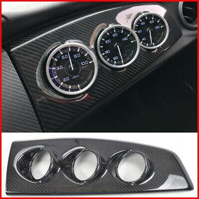 Carbon Fiber Interior Dash Parts Dashboard Panel Cover Trim for Toyota GT86 Scion FRS Subaru BRZ