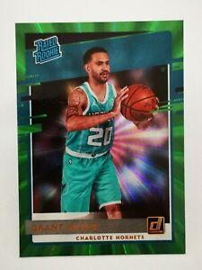 Panini Donruss 2020-21 N23 NBA Green RC #250 Charlotte Hornets Grant Riller