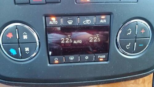 9 Pcs 07-13 Climate Control Worn Buttons Silverado Sierra Tahoe YukonXL Suburban