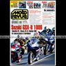 MOTO REVUE N°3457 SUZUKI GSXR 1000 HONDA CBR 900 RR YAMAHA YZF R1 KAWASAKI ZX-9R