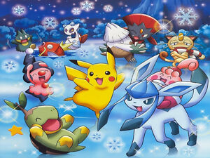 image is loading 0215 pikachu japanese anime pokemon game poster print