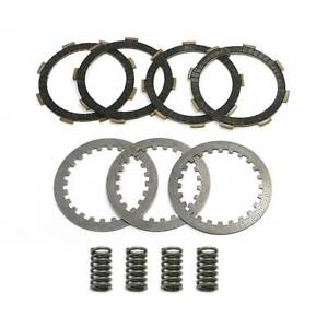 Clutch-Plate-Kit-Wtih-HD-Springs-For-Honda-CRF100-XR100-XR80-CRF80-1987-Present