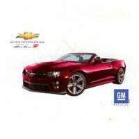 2012 Hallmark 2013 Chevrolet Camaro Zl1 Convertible Ornament Priority Shipping
