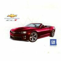 2012 Hallmark 2013 Chevrolet Camaro Zl1 Convertible Ornament Priority Shipping