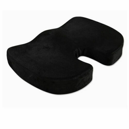 New Seat Cushion Protector Sit Cover Mat Pad Protect Lower Back Support