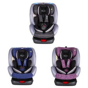Blij-039-R-Bas-plus-360-auto-asiento-infantil-Isofix-0-36kg-grupo-0-1-2-3