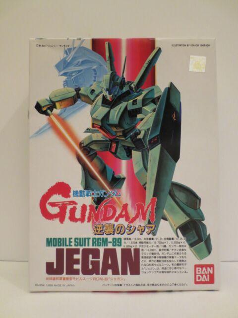 Bandai HGUC 1//144 Rgm-89d Jegan D Type Plastic Model Kit Gundam UC Japan for sale online