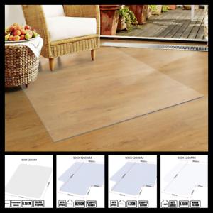 Thicken Floor Mat Carpet Protector Hard Floor Home Office