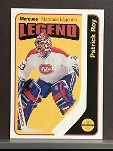 2014-15-Patrick-Roy-Marquee-Legend-Retro-OPC-Montreal-Canadiens