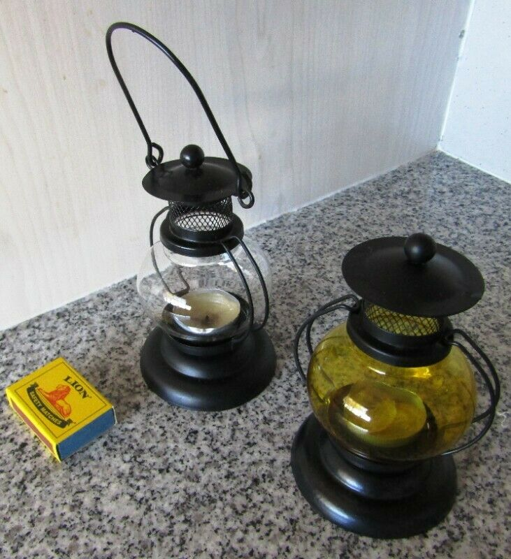 Miniature Lanterns - yes, they actually work
