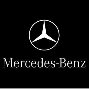 Mercedes Benz Logo >> Mercedes Benz Logo Sticker Vinyl Decal Vehicle Car Wall Laptop Ebay