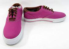 Polo Ralph Lauren Shoes Vaughn Canvas Modern Pink/Purple Sneakers Size 8.5