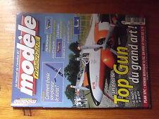 $$a4 Revue modele magazine N°621 Plan encarte Skybolt  Flip 3D  Eolo R22  T-6
