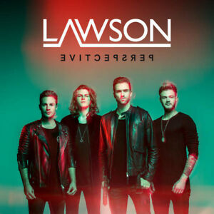 LAWSON-Perspective-2016-12-track-CD-album-NEW-SEALED