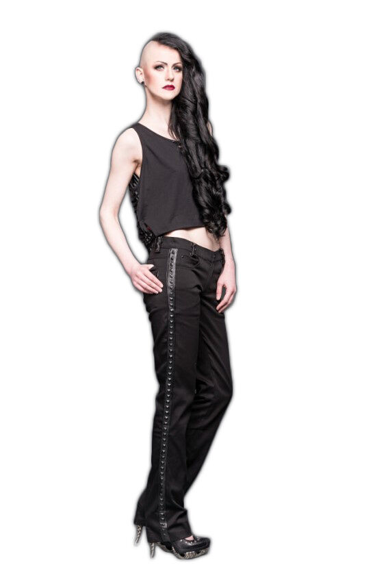 Queen of Darkness Hose Hose Hose Guardian Lady 894728