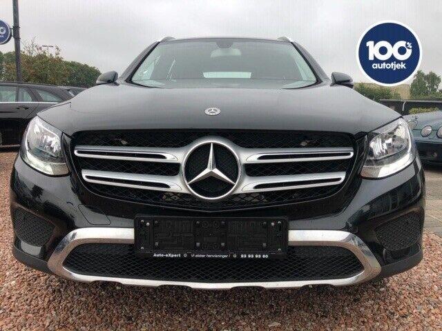 Mercedes GLC220 d 2,2 aut. 4-M 5d - 429.800 kr.