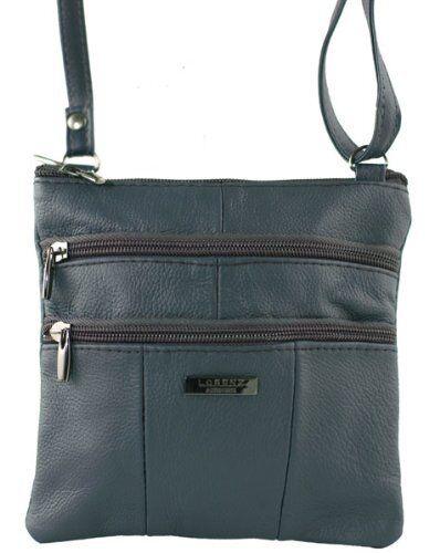 Details about  /Woman Ladies Teen Genuine HQ Soft Leather Cross Body Shoulder Bag Purse