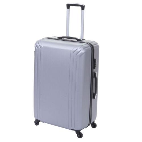 Voyage valise coque rigide valise trolley Gris Standard 3er Set Valise mcw-d54a