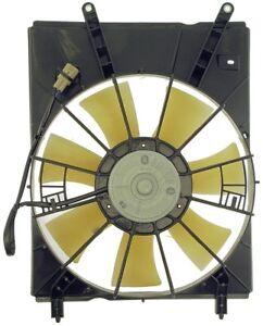 Engine-Cooling-Fan-Assembly-Left-Dorman-620-536-fits-98-03-Toyota-Sienna-3-0L-V6