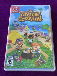 Animal-Crossing-New-Horizons-Nintendo-Switch-EXCELLENT-Tested