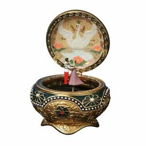 NEW-Anastasia-Alexandra-amp-Nicholas-Hinged-Trinket-Box-San-Francisco-Music-Box