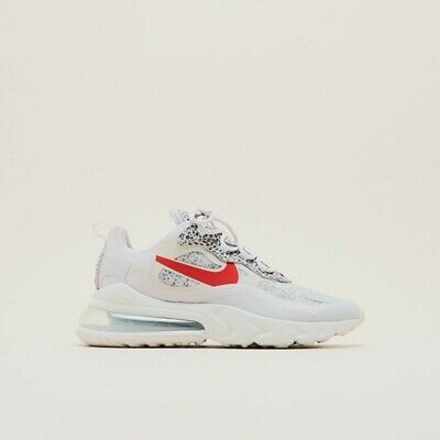 air max 270 react neutral grey university red light graphite