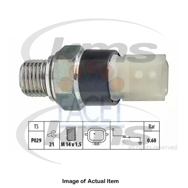 New Genuine FACET Oil Pressure Switch 7.0178 MK2 Top Quality