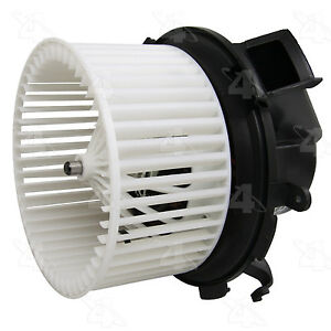 Four-Seasons-76938-New-Blower-Motor-With-Wheel