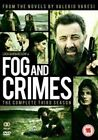 Fogs and Crimes The Complete Third Season DVD 5027035012513 Luca Barbareschi
