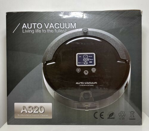 Auto Vacuum A320 Cleaner with Auto Cleaning Remote Control