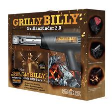 Steinel Grilly Billy 2.0 Grillanzünder Grill Heißluftgebläse Kohle Holzkohle BBQ