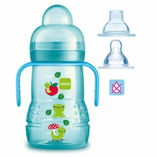 MAM Easy Start auto de stérilisation anti colique bouteilles-toutes couleurs et tailles