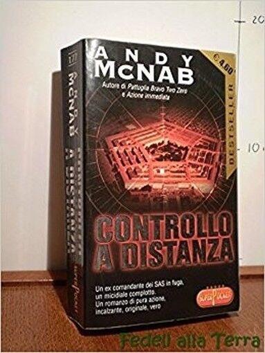 Controllo A Distanza,Mcnab, Andy  ,Editore Rl Libri,2003
