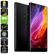 XIAOMI MI MIX S.PHONE/256GB/16MP CAMERA/6.4 INCH/4400mAh-B/ANDRO.6.0/2SIM[BLACK]