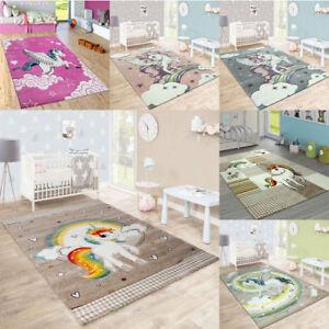 Dettagli su Kids Rugs Tappeto Camera Da Letto Bambini Ragazzi Ragazze  Tappetini Unicorno animali Tappetino di design- mostra il titolo originale