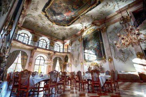 3486V VLIES Fototapete-VERSAILLE- -Architektur Palast Schloss Kunst Art Wandbild