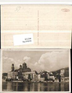 482718-Passau-Teilansicht-Innkai