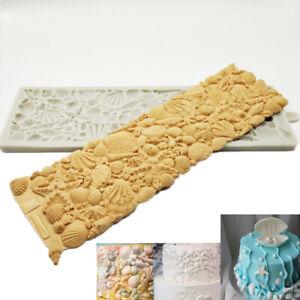 Sugar-Shells-Sea-Star-Mould-Cake-Mold-Fondant-Silicone-Molds-Decor-Gumpastes-Kit