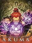Street Fighter Origins: Akuma by Chris Sarracini (Hardback, 2013)