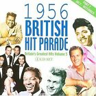 1956 British Hit Parade: Britain's Greatest Hits, Vol. 5, Pt. 2 by Various Artists (CD, Jan-2008, 4 Discs, Acrobat (USA))