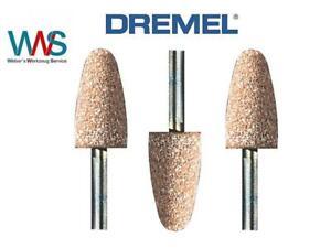DREMEL-952-3x-Aluminiumoxid-Schleifstein-Neu-und-OVP