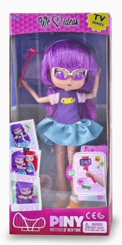 Tall Free UK POST Piny Lilith parfait Selfie poupée nous Love Ideas Famosa 10 in environ 25.40 cm