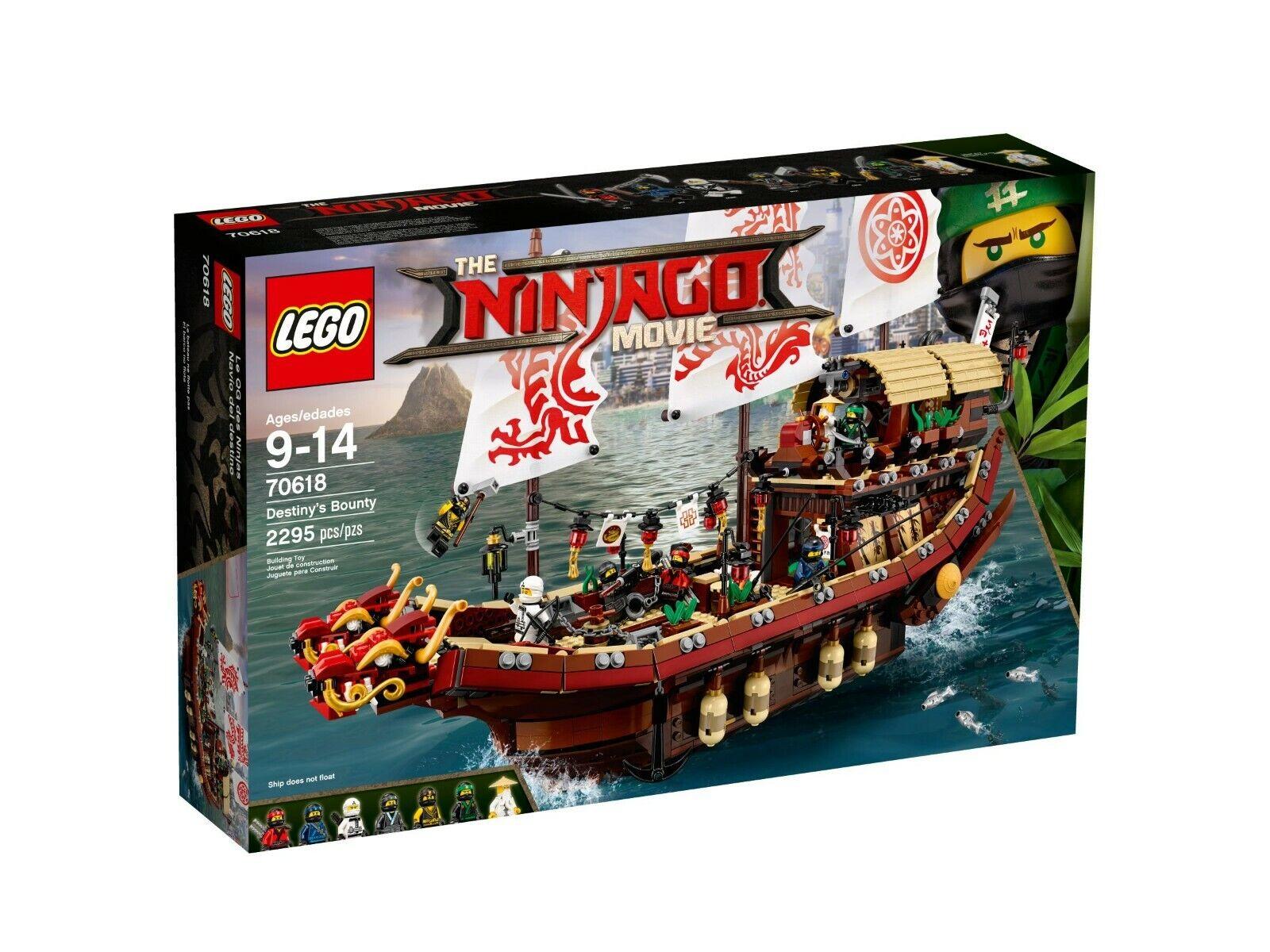 Lego le Lego Ninjago Film 70618 Ninja - Flugsegler - Neuf   Embalage D'Origine