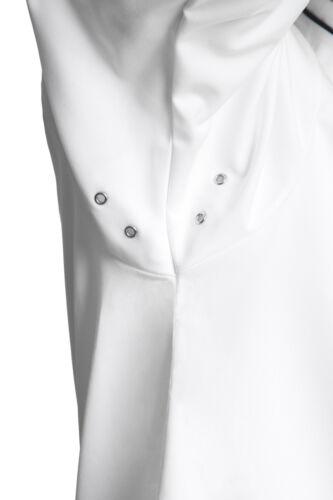 Bragard Julius Long Sleeve Chef Jacket Perfect for Kitchen White Sizes 34-54
