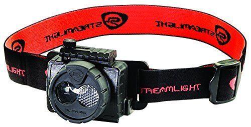 Streamlight 61608 Compact Double Embrayage DEL Projecteur-Noir